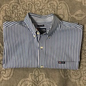 Men's Chaps Long Sleeve Shirt Pre-Owned Size large